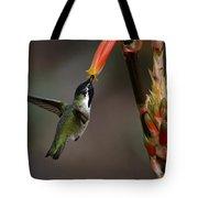 Black-chinned Hummingbird  Tote Bag