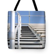 Bleachers Tote Bag