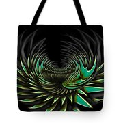 Blossom Tote Bag by Christopher Gaston