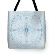Blueprint Tote Bag
