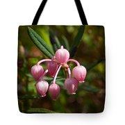 Bog-rosemary Tote Bag