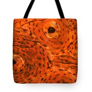 Bone Tissue Tote Bag