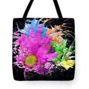 Boom Bloom Tote Bag