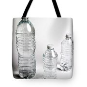 Bottled Water Tote Bag