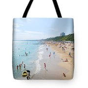 Bournemouth Beaches Tote Bag