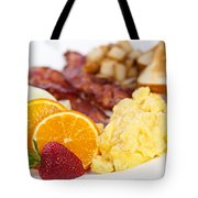 Breakfast  Tote Bag by Elena Elisseeva