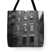 Brooklyn New York - 126 Front Street Tote Bag