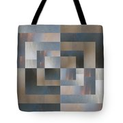 Brushed 27 Tote Bag