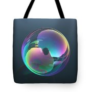 Bubble Jewel Tote Bag
