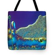 Buckyball Crystal Tote Bag
