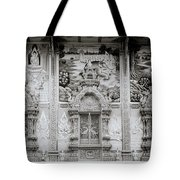 Buddhist Temple Wat Luang In Chiang Khong In Thailand Tote Bag