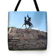 Buffalo Bill Tote Bag