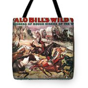 Buffalo Bills Show Tote Bag