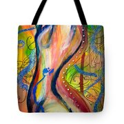 Butterfly Caught II Tote Bag