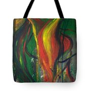 Butterfly Caught Tote Bag