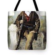 Calamity Jane (c1852-1903) Tote Bag