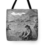 California Gold Rush Tote Bag by Granger