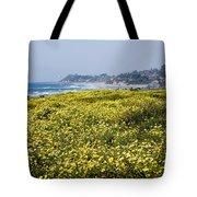 California Wildflowers Tote Bag