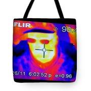 Call Security Tote Bag
