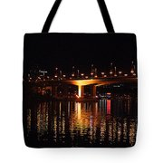 Cambie Street Bridge Tote Bag