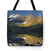 Cameron Lake, Waterton, Alberta, Canada Tote Bag