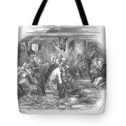 Camp Meeting, 1852 Tote Bag