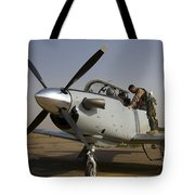 Camp Speicher, Iraq - U.s. Air Force Tote Bag