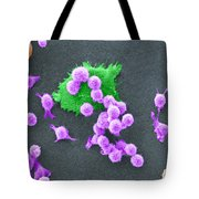 Cancer Cell Death Sequence, Sem Tote Bag