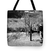 Canon Fire Tote Bag