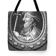 Canute I (c995-1035) Tote Bag