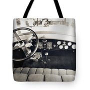 Car Radio, C1940 Tote Bag