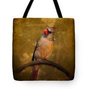 Cardinal II Tote Bag