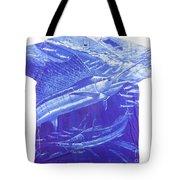 Carey Chen Mens Sailfish Shirt Tote Bag