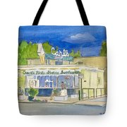 Carls Tote Bag