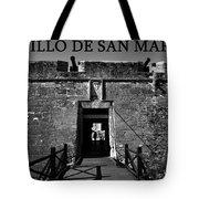 Castillo De San Marcos Tote Bag by David Lee Thompson