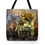 Cavern Watch Tote Bag