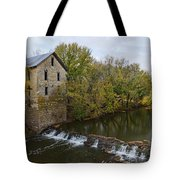 Cedar Point Mill Tote Bag