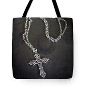 Celtic Cross Tote Bag
