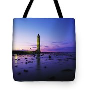 Chaine Memorial Tower, Larne Harbour Tote Bag