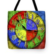 Changing Times Tote Bag by Mike McGlothlen