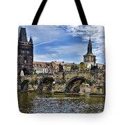 Charles Bridge - Prague Tote Bag