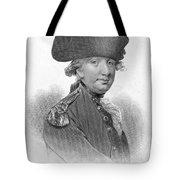 Charles Cornwallis Tote Bag