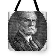 Charles Evans Hughes Tote Bag