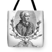 Charles Simon Favart Tote Bag