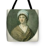 Charlotte Corday Tote Bag by Granger