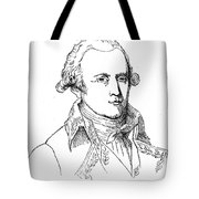 Chevalier De Lamarck Tote Bag by Granger