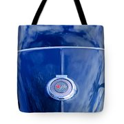Chevrolet Corvette Emblem Tote Bag