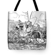 Chief Joseph (1840-1904) Tote Bag by Granger