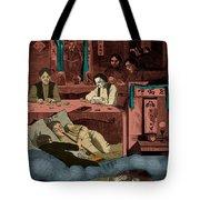 Chinatown Opium Den Tote Bag