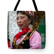 Chinese New Year Nyc 4705 Tote Bag